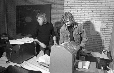 GSb geschiedenis   Posthumus   WSN   1974