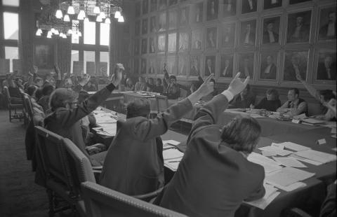 GSb geschiedenis | Posthumus | WSN | 1974