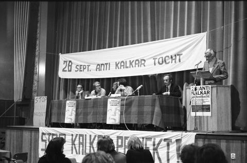 GSB geschiedenis   Kalkar   1974